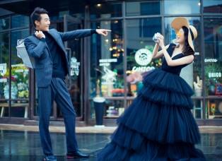 台灣婚紗攝影-婚紗照與結婚照